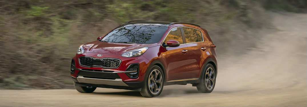 91 The Kia Sportage 2019 Vs 2020 Review And Release Date