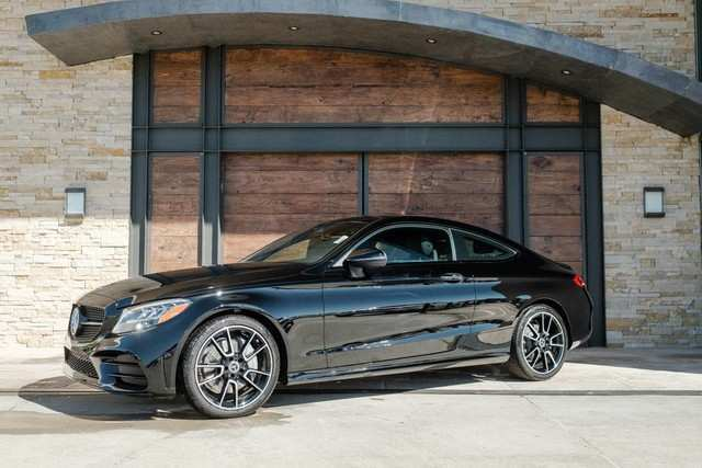 91 The Mercedes C Class Coupe 2019 Photos