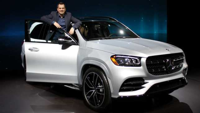 91 The Mercedes Maybach Gls 2019 First Drive