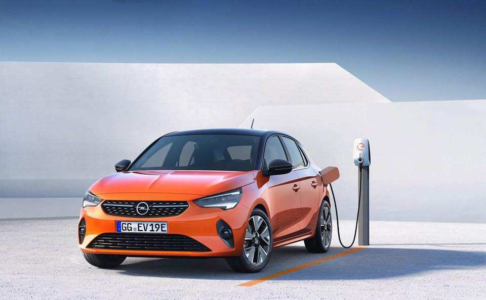91 The Opel Corsa F 2020 Photos