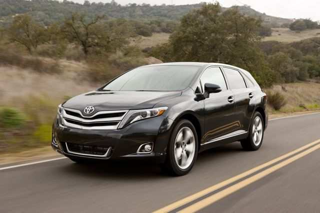 91 The Toyota Venza 2020 Model Concept