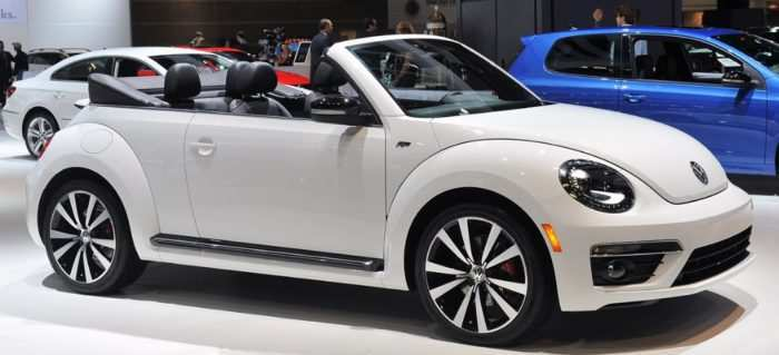 91 The Volkswagen Convertible 2020 Concept And Review