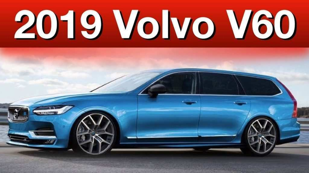 91 The Volvo V60 2019 Dimensions Redesign And Concept