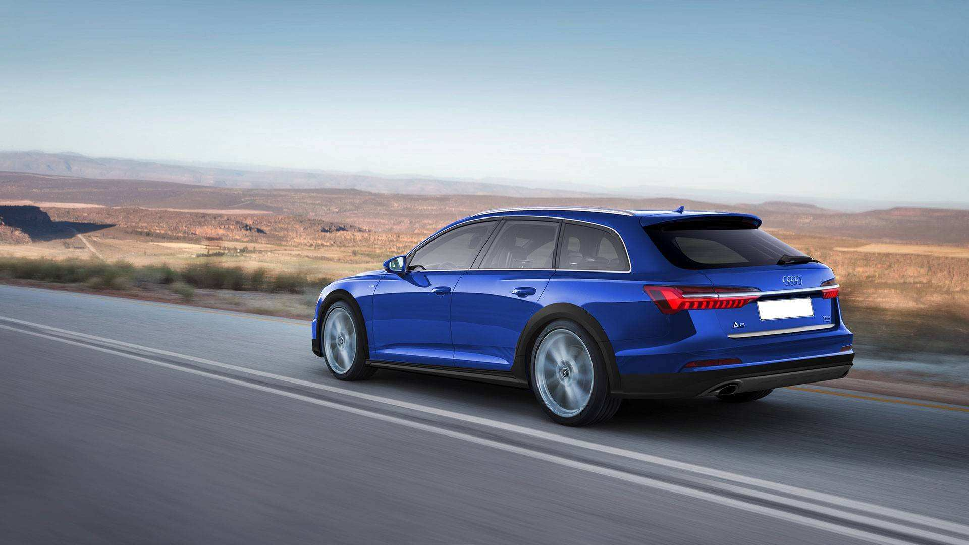 92 A 2019 Audi Allroad Release Date And Concept