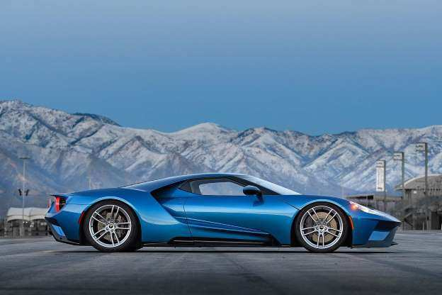 92 A 2019 Ford Gt Supercar Price
