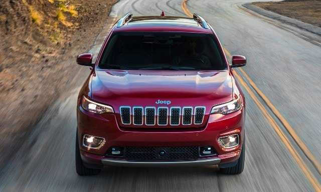 92 A 2019 Grand Cherokee Release