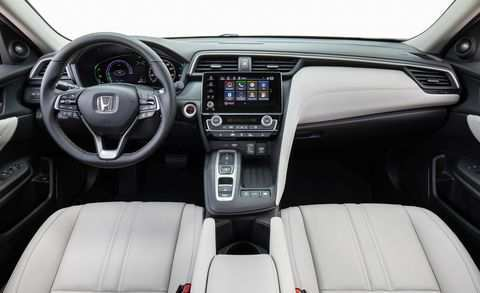 92 A 2019 Honda Civic Hybrid New Concept