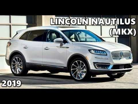 92 A 2019 Lincoln MKX Release Date And Concept