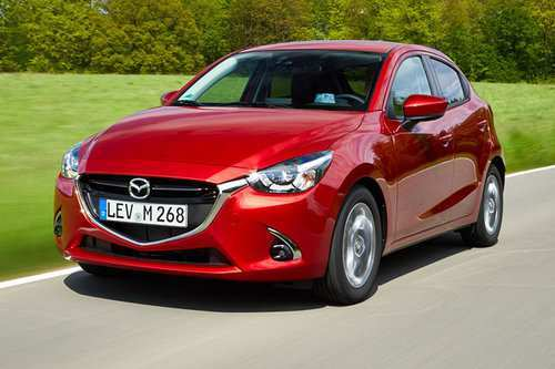92 A 2019 Mazda 2 Pictures