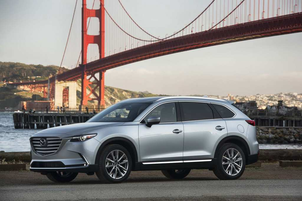92 A 2019 Mazda CX 9 Overview
