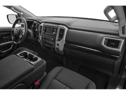 92 A 2019 Nissan Titan Interior 2 New Model And Performance