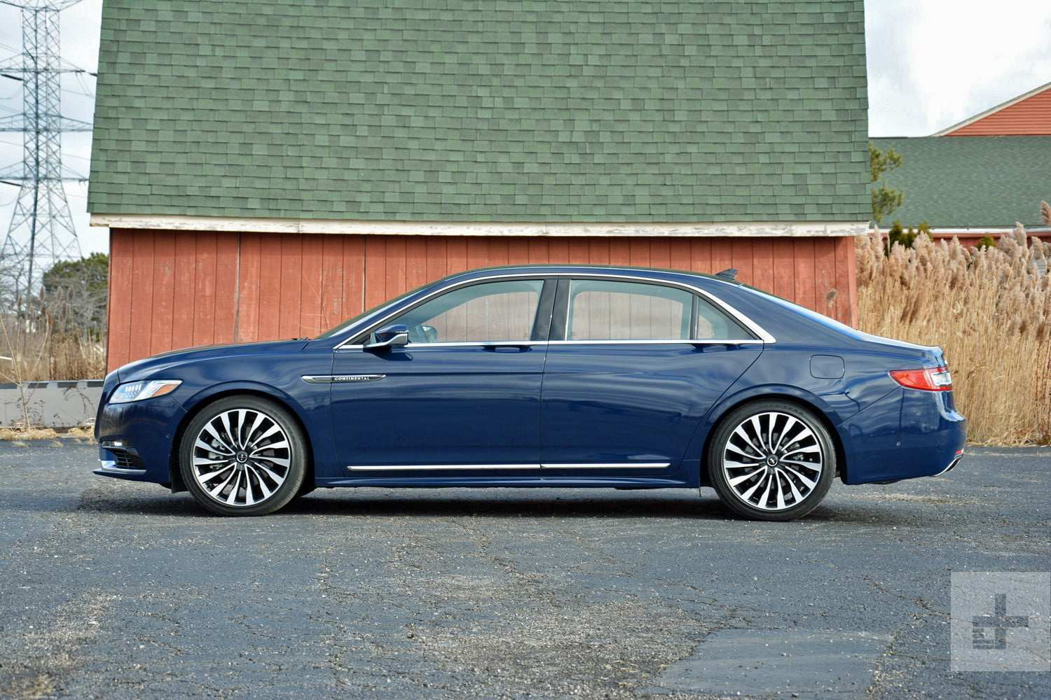 92 A 2019 The Lincoln Continental Price