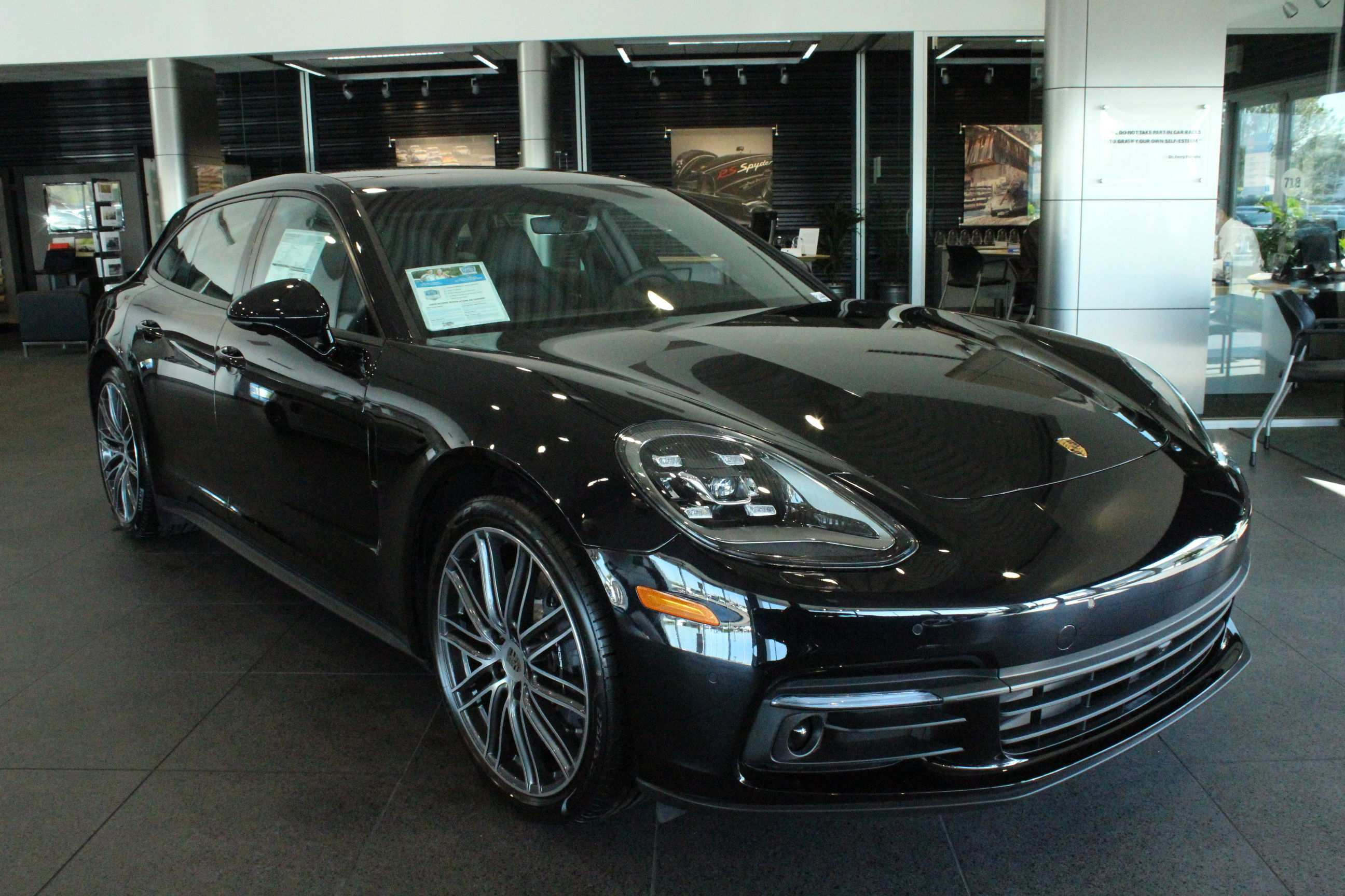 92 A 2019 The Porsche Panamera Price And Release Date