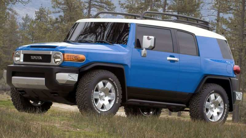 92 A 2019 Toyota FJ Cruiser New Review