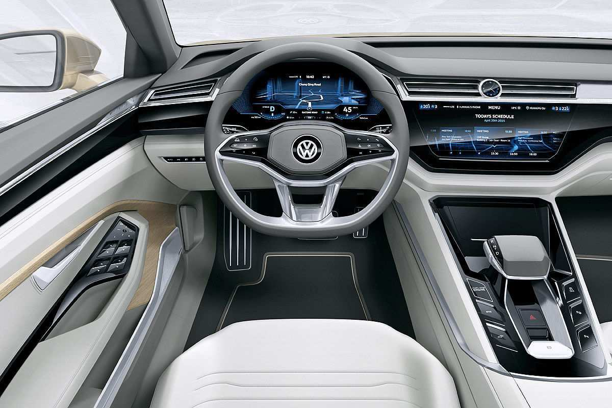 92 A 2019 VW Tiguan Exterior and Interior