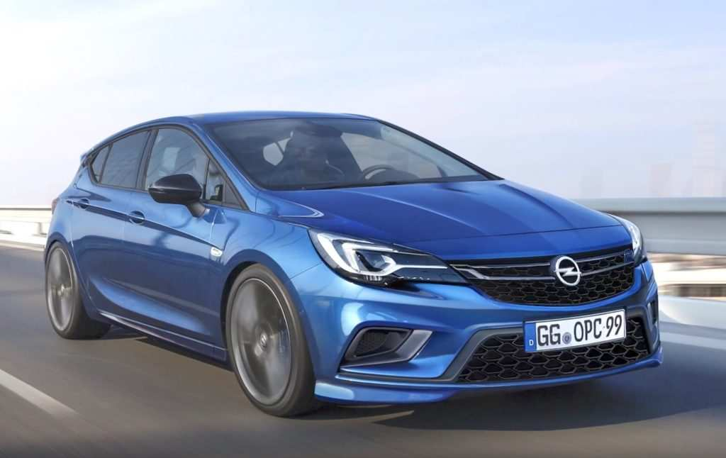 92 A 2019 VauxhCorsa VXR Redesign And Concept