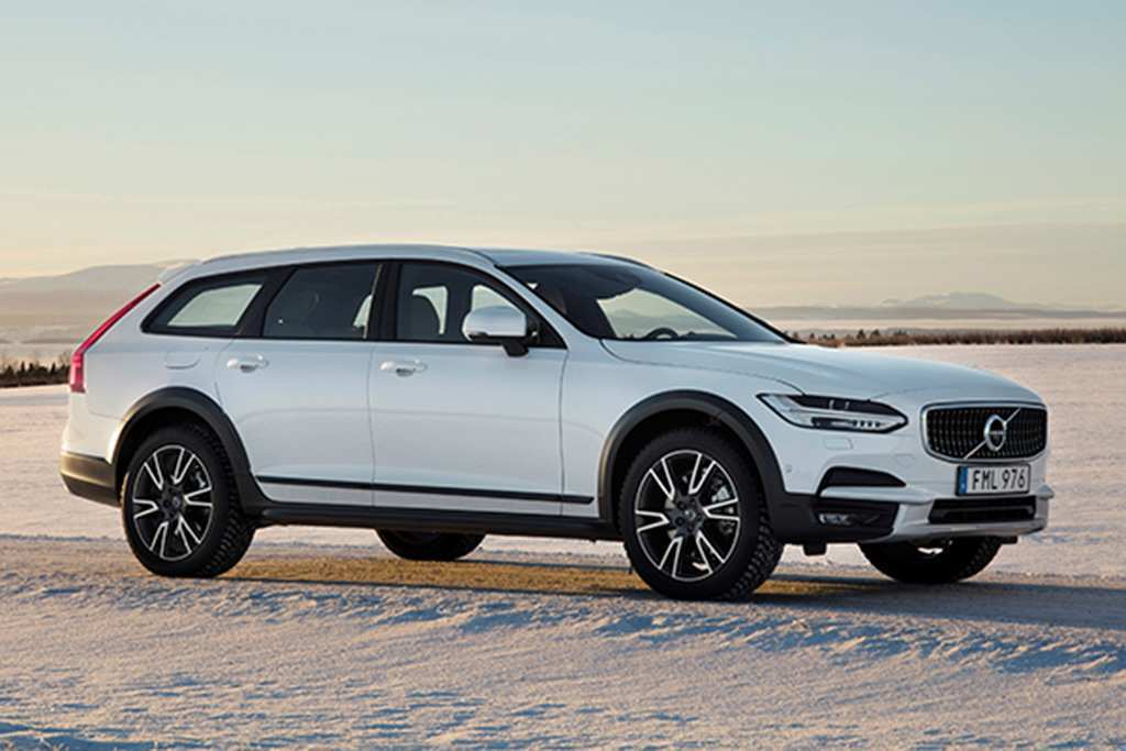 92 A 2019 Volvo V90 New Model And Performance