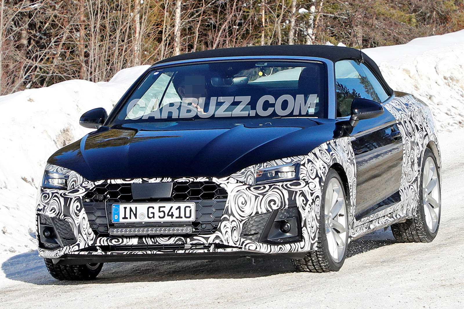 92 A 2020 Audi A5 Coupe Pictures