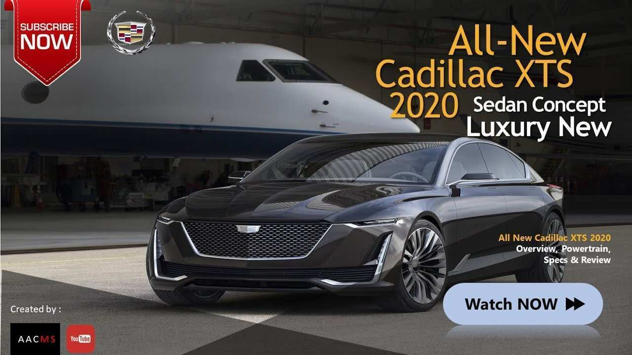 92 A 2020 Cadillac XTS Speed Test