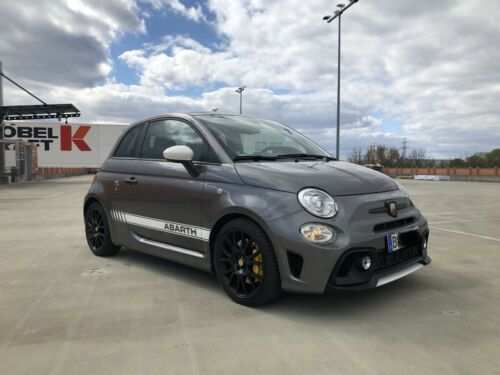 92 A 2020 Fiat 500 Abarth New Review