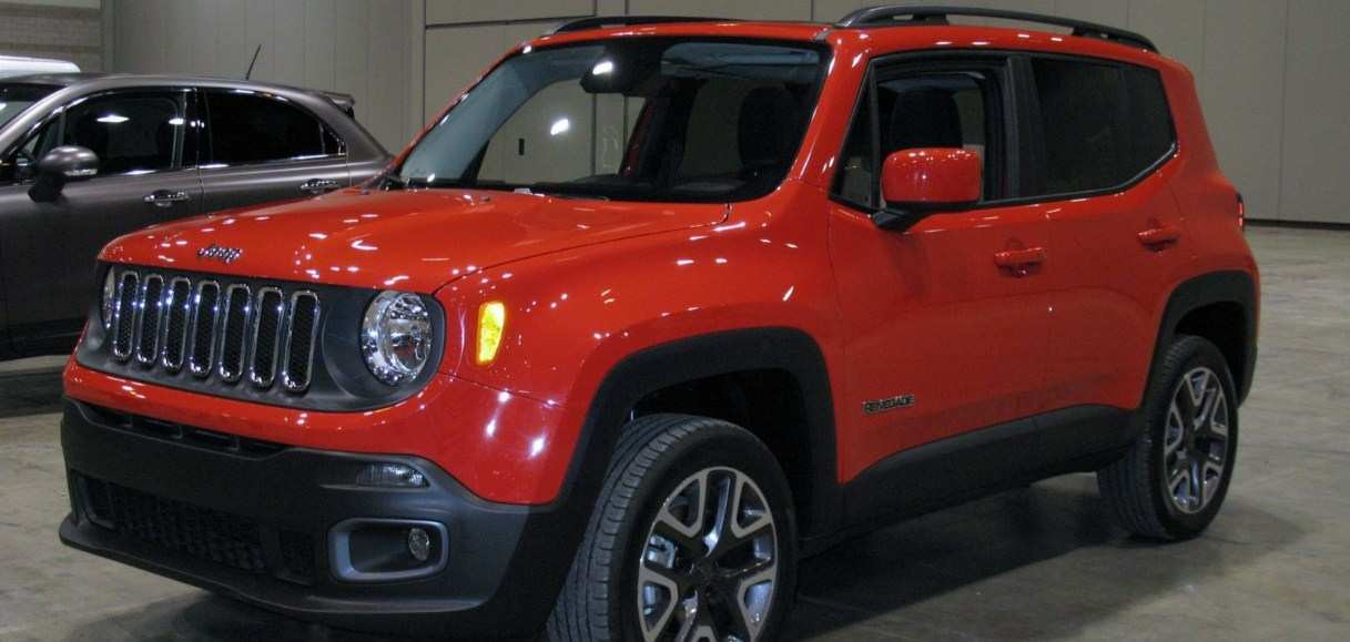 92 A 2020 Jeep Renegade New Concept
