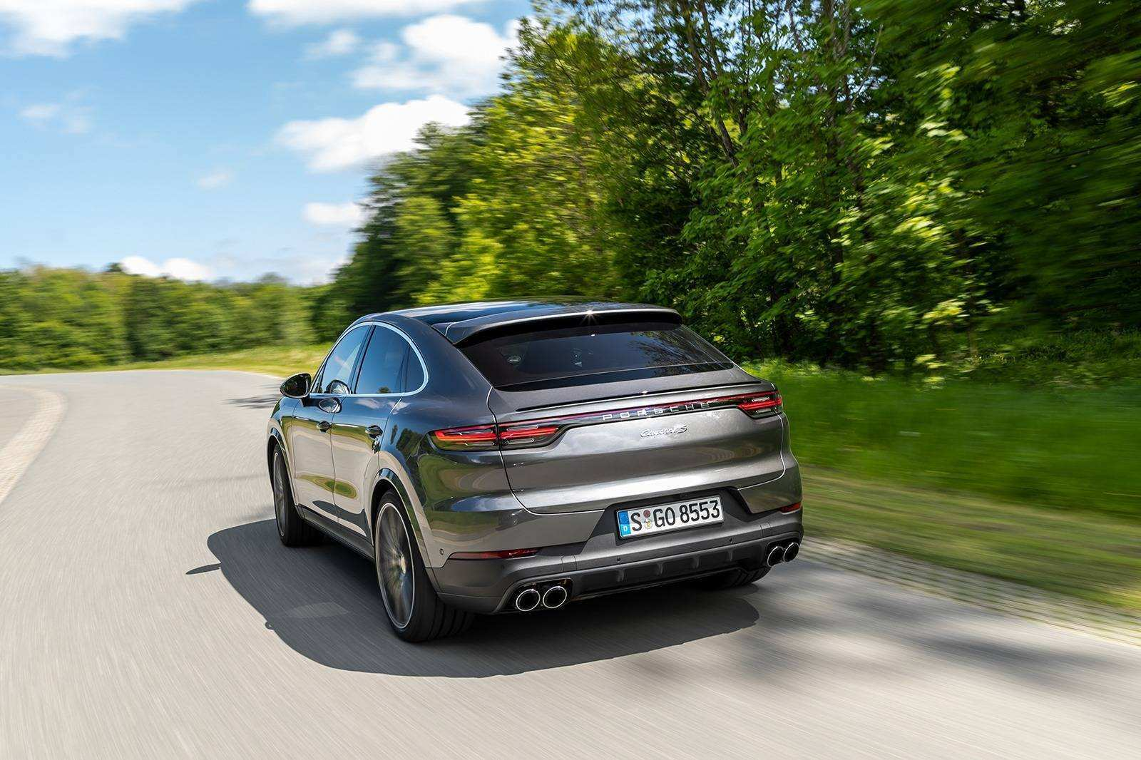92 A 2020 Porsche Cayenne Turbo S Price And Review