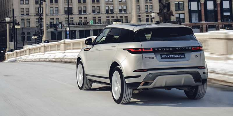 92 A 2020 Range Rover Evoque Xl Picture