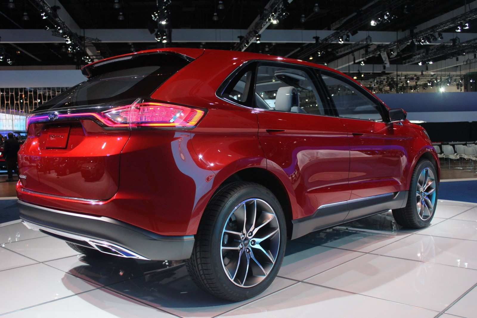 92 A Ford Edge New Design New Review