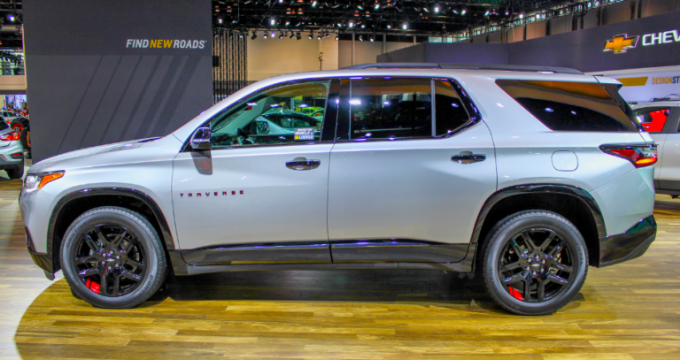 92 A GMC Traverse 2020 Price Design And Review