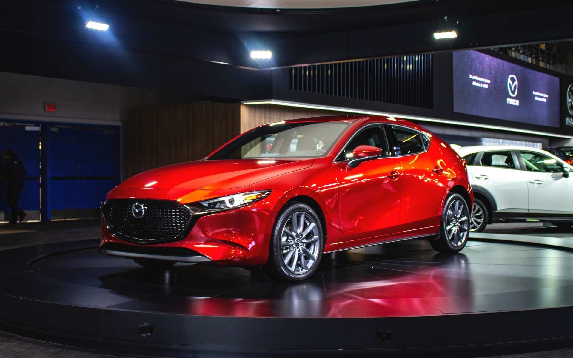 92 A Mazda 3 2019 Gt Overview