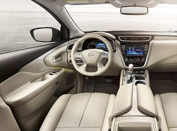 92 A Nissan 2019 Interior Release