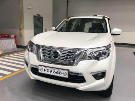 92 A Nissan Terra 2019 Philippines Style