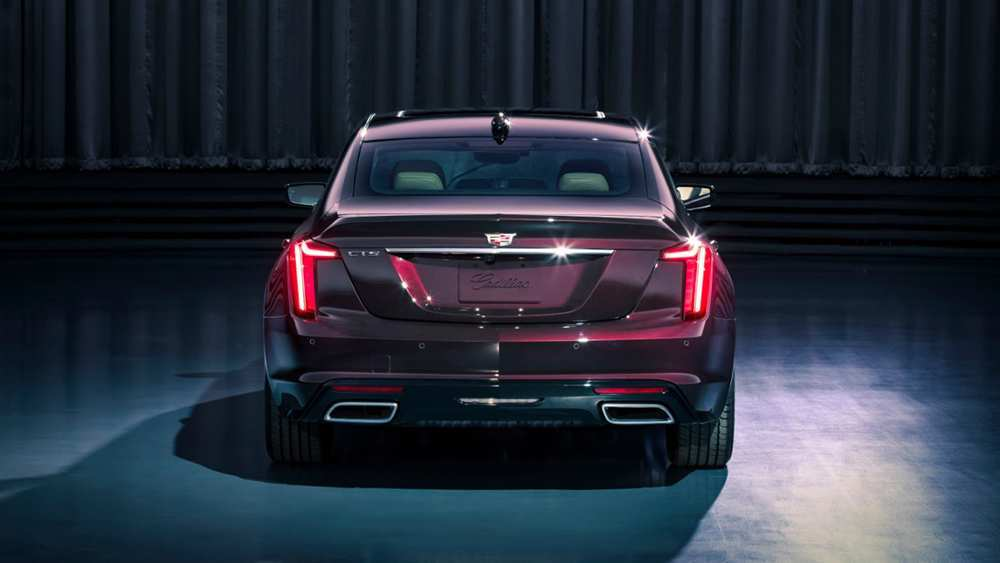 92 A Photos Of 2020 Cadillac Ct5 Redesign and Review
