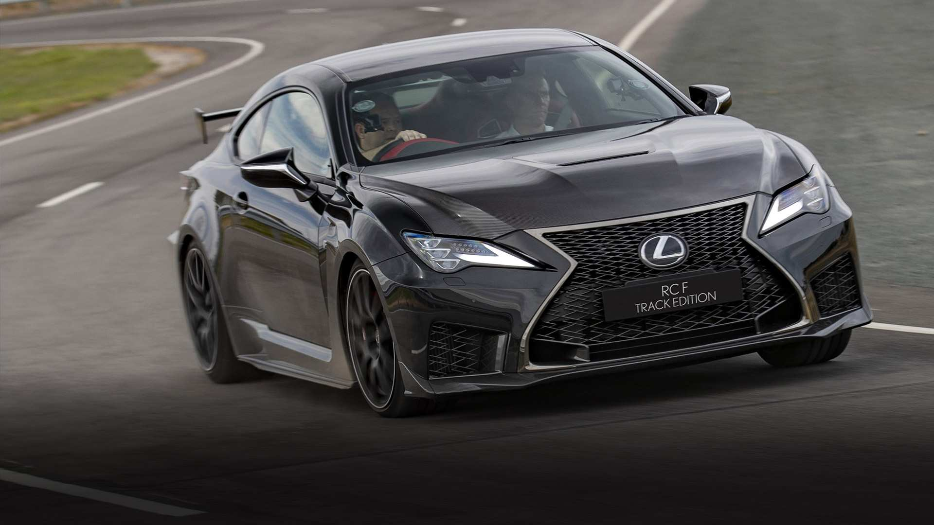 92 A Rcf Lexus 2019 Speed Test
