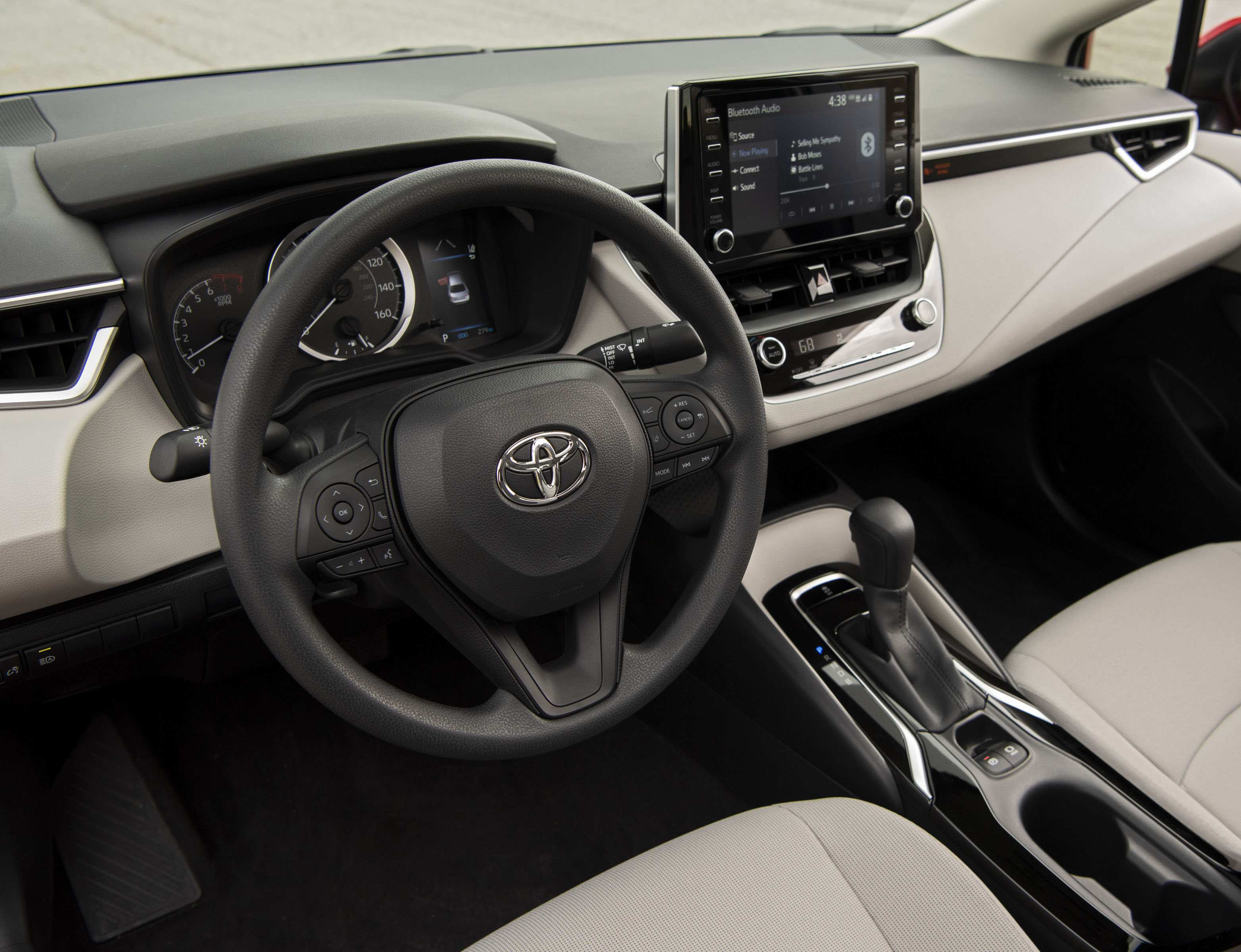 92 A Toyota Corolla 2020 Interior New Review