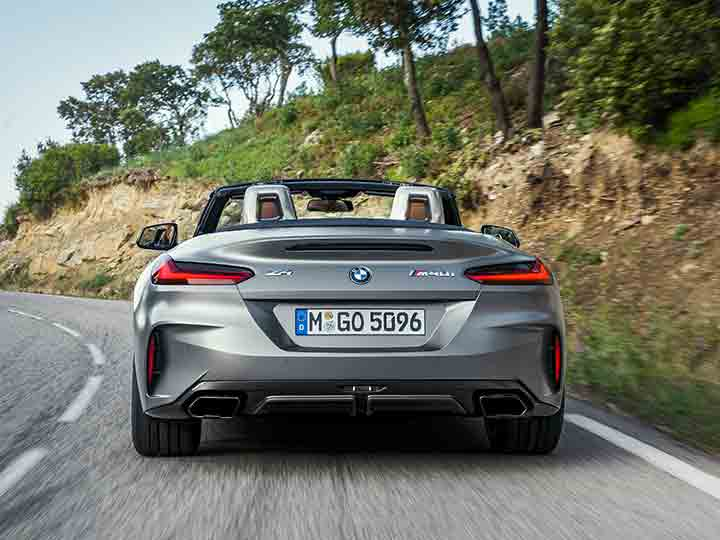 92 All New 2019 BMW Z4 Roadster Review And Release Date