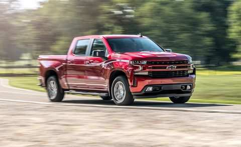 92 All New 2019 Chevrolet Silverado Interior
