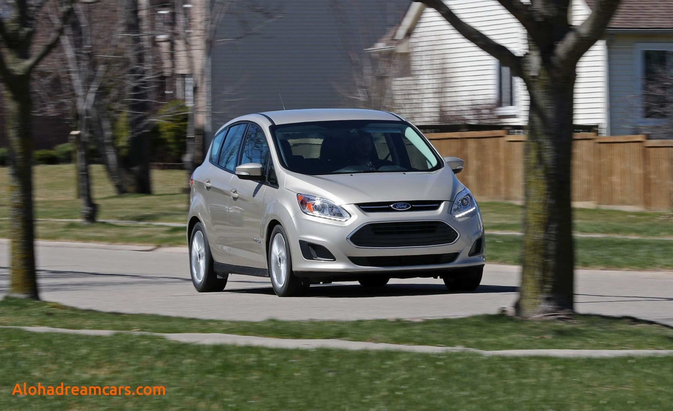 92 All New 2019 Ford C Max Spesification