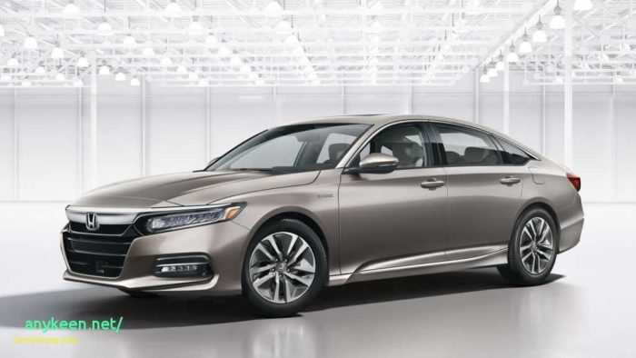 92 All New 2019 Honda Accord Coupe Spirior Exterior