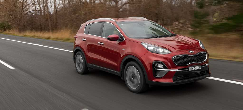 92 All New 2019 Kia Sportage Review Research New