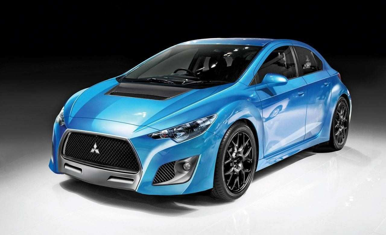 92 All New 2019 Mitsubishi Evo Review
