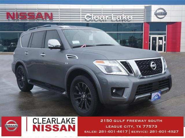 92 All New 2019 Nissan Armada New Model And Performance
