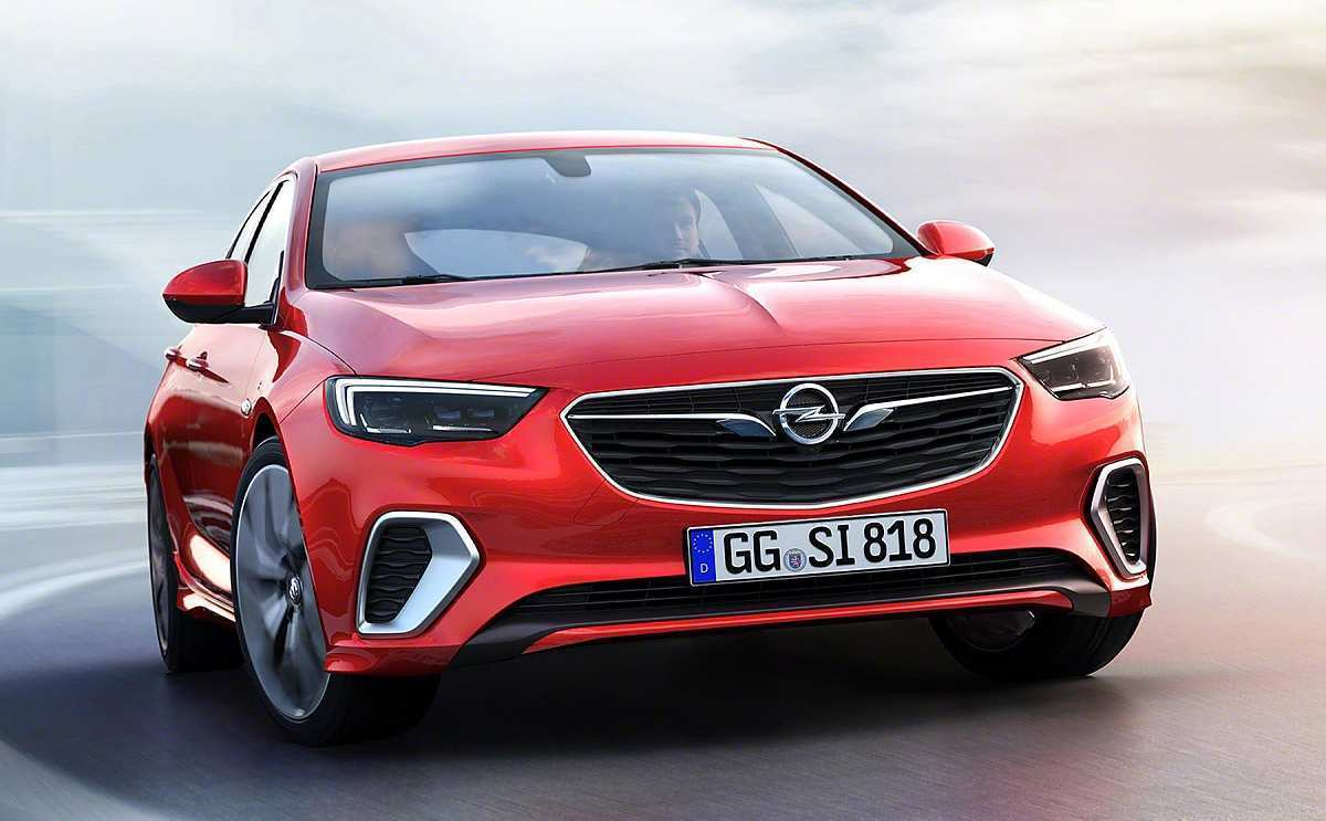 92 All New 2019 Opel Insignia New Review