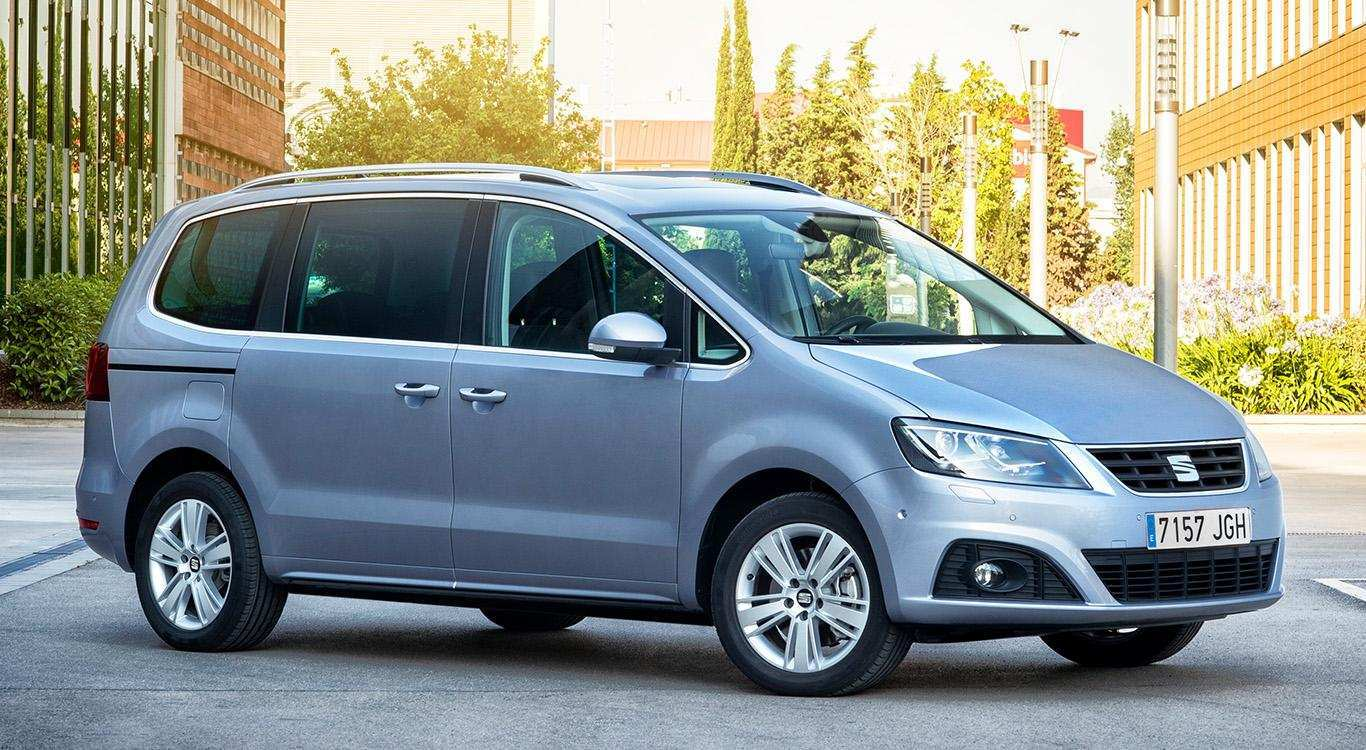 92 All New 2019 Seat Alhambra Model