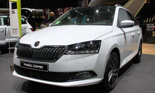 92 All New 2019 Skoda Fabia Specs And Review