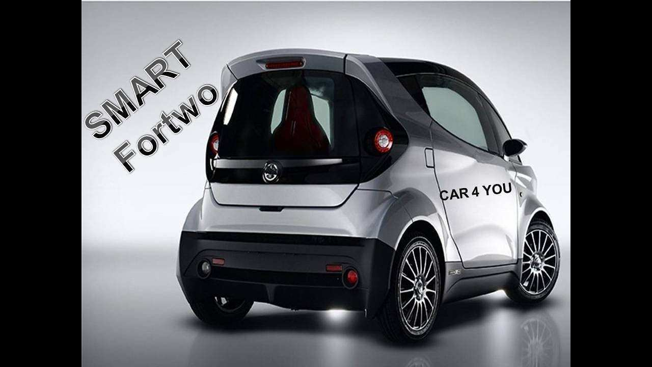 92 All New 2019 Smart Fortwos New Model And Performance