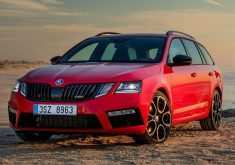 2019 The Spy Shots Skoda Superb