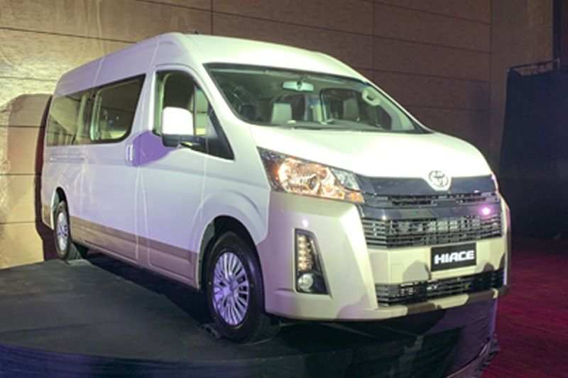 92 All New 2019 Toyota Hiace Redesign And Review
