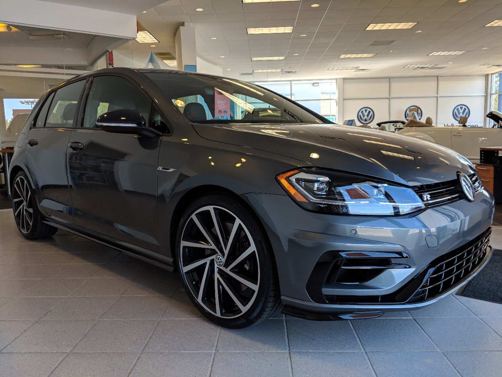 92 All New 2019 Volkswagen Golf R First Drive