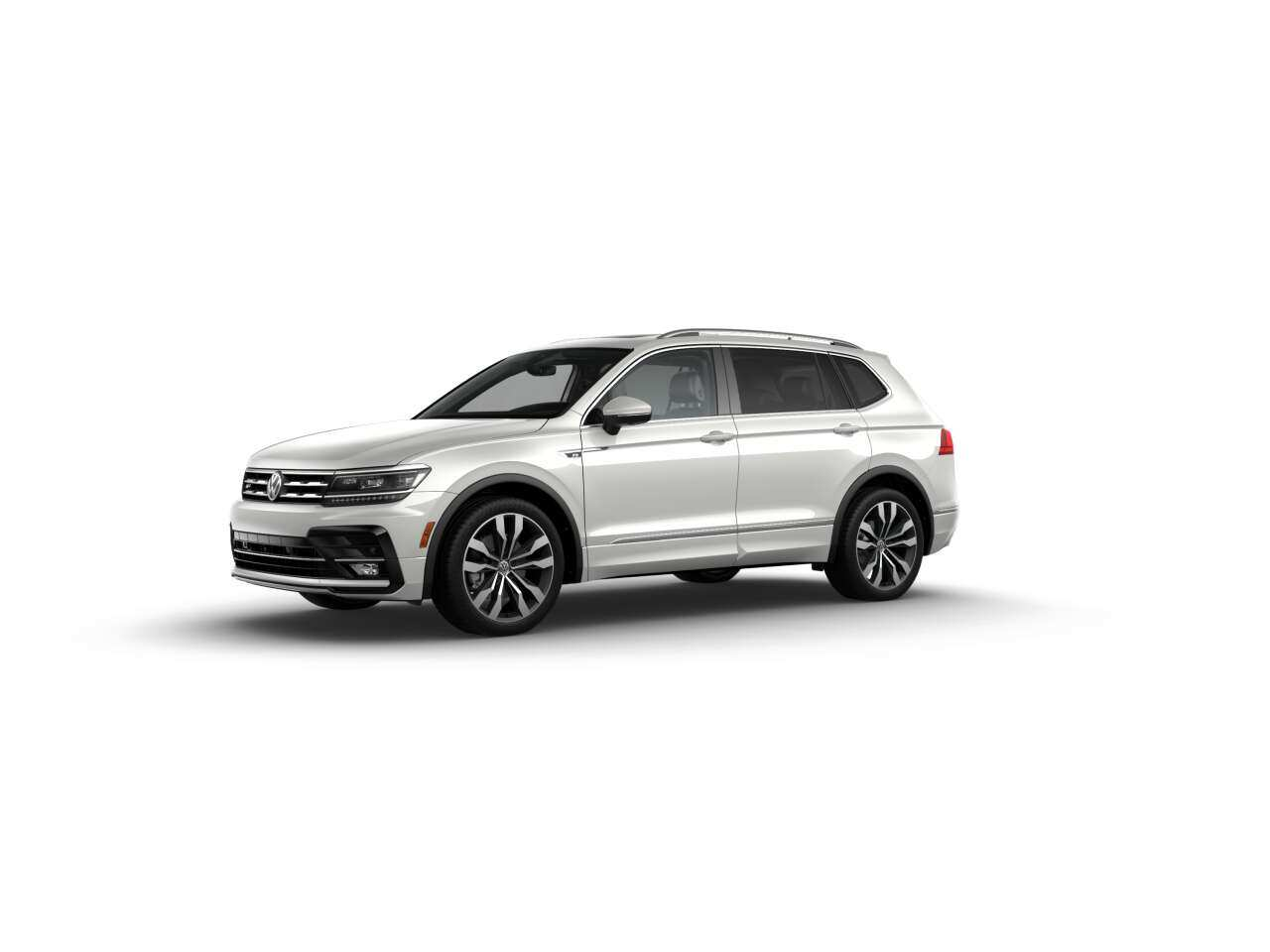 92 All New 2019 Volkswagen Tiguan New Review